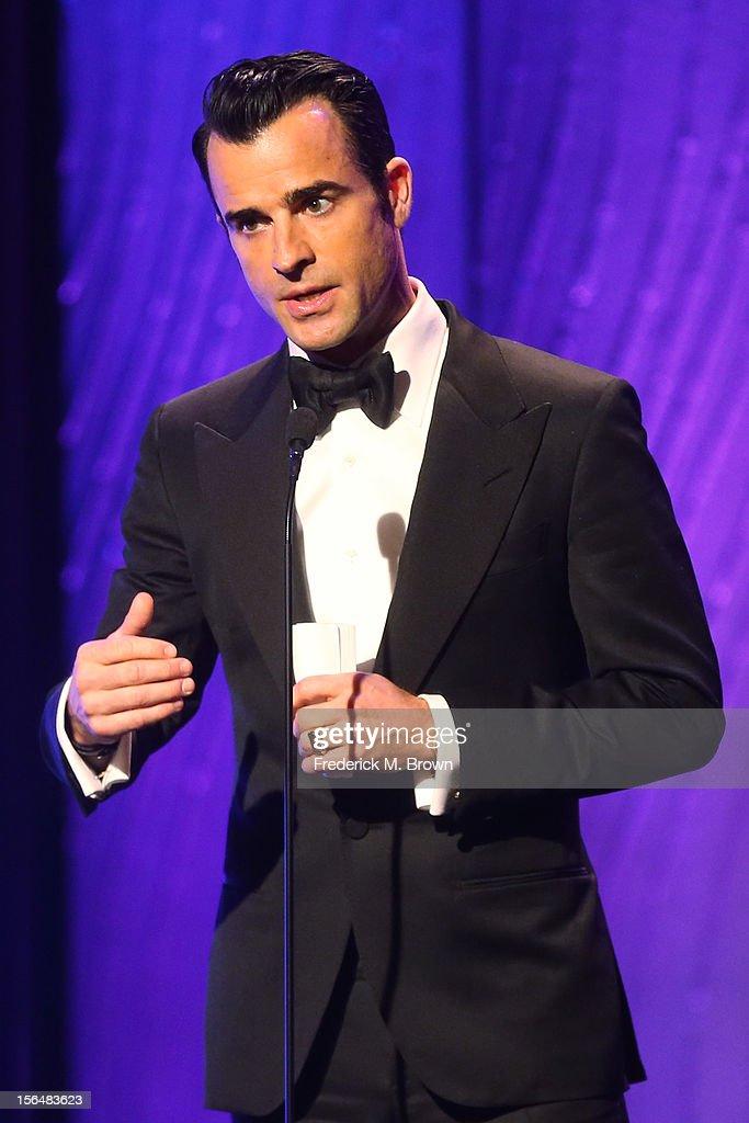 26th American Cinematheque Award Honoring Ben Stiller - Show : News Photo