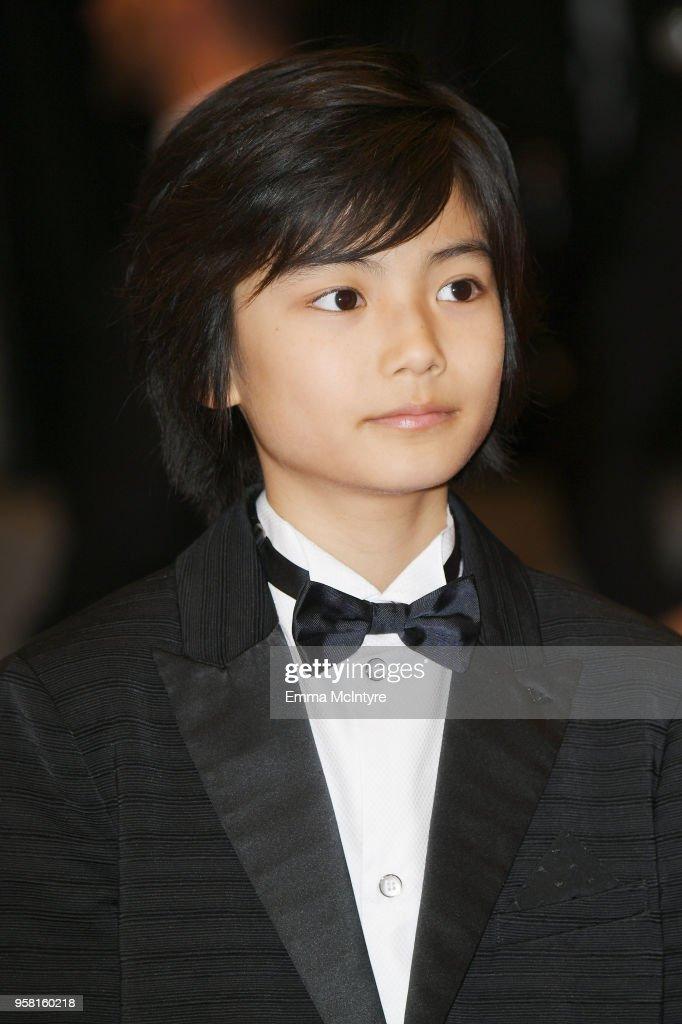 """""""A Family Matter (Une Affaire De Famille)"""" Red Carpet Arrivals - The 71st Annual Cannes Film Festival : Foto jornalística"""