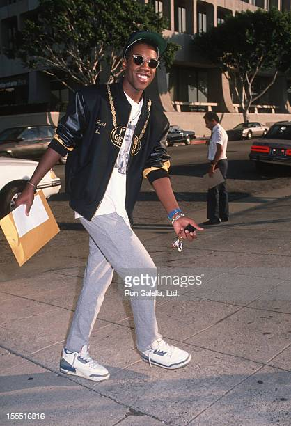 Actor Kadeem Hardison attends 21st Annual NAACP Image Awards on December 10 1988 at the Wiltern Theater in Los Angeles California