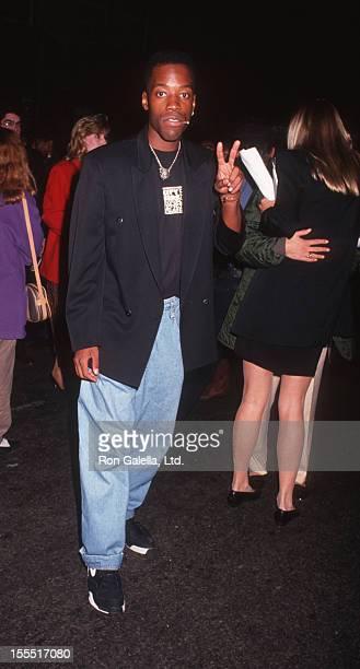 Actor Kadeem Hardison attends CityKids Foundation Benefit Fundraiser on September 21 1991 at Carnegie Hall in New York City