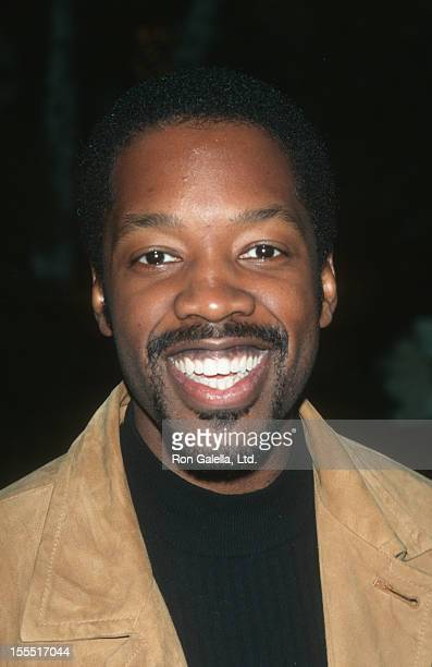 Actor Kadeem Hardison attends FOX Up Front Affiliates Party on May 30 1997 at the Tavern on the Green in New York City