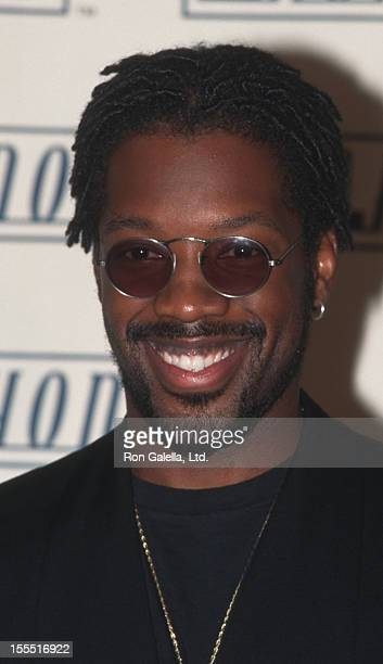 Actor Kadeem Hardison attends Second Annual VH1 Honors Awards Gala on June 22 1995 at the Shrine Auditorium in Los Angeles California