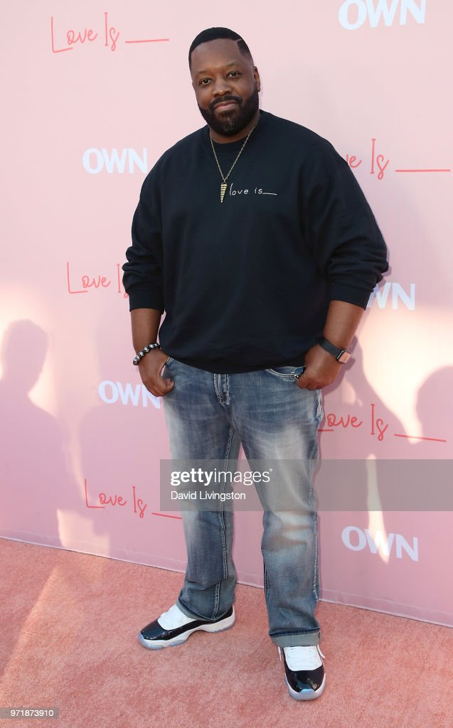 """Premiere Of OWN's """"Love Is_"""" - Arrivals : News Photo"""