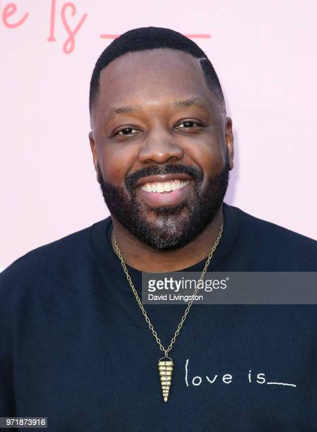 Actor Kadeem Hardison attends the premiere of OWN's Love Is_ at NeueHouse Hollywood on June 11 2018 in Los Angeles California