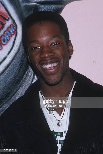 Actor Kadeem Hardison sighted on October 3 1989 at the Dezerland Club in New York City