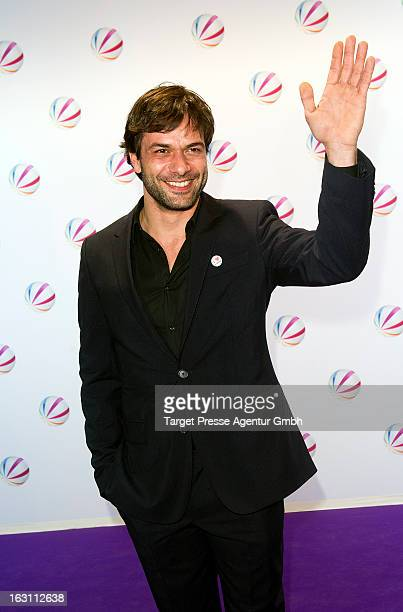 Actor Kai Schumann attends the 'Der Minister' Photocall on March 4 2013 at Delphi Filmpalast in Berlin Germany