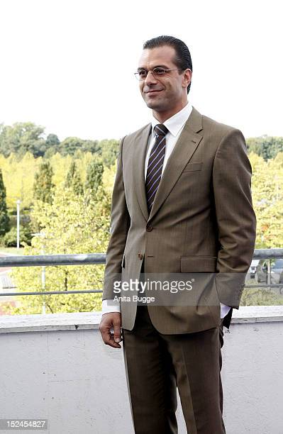 Actor Kai Schumann attends the 'Der Minister' photocall on September 21 2012 in Berlin Germany