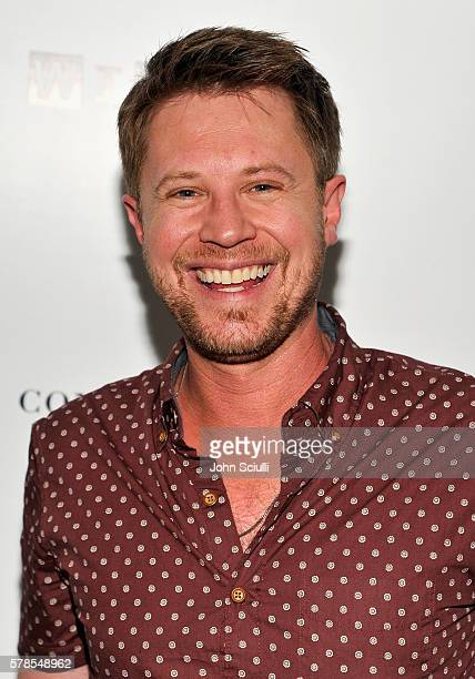Actor KajErik Eriksen attends WIRED Cafe during ComicCon International 2016 at Omni Hotell on July 21 2016 in San Diego California