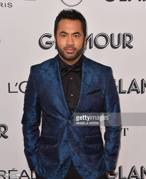 US actor Kal Penn attends the 2019 Glamour Women Of The Year Awards at Alice Tully Hall Lincoln Center on November 11 2019 in New York City