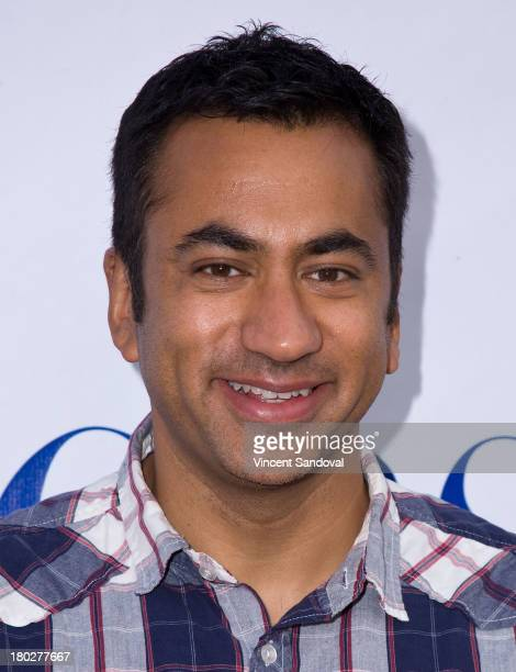 """Actor Kal Penn attends the CBS television studios hosts 1st annual National TV Dinner Night for new comedies """"The Millers"""" and """"We Are Men"""" at CBS..."""