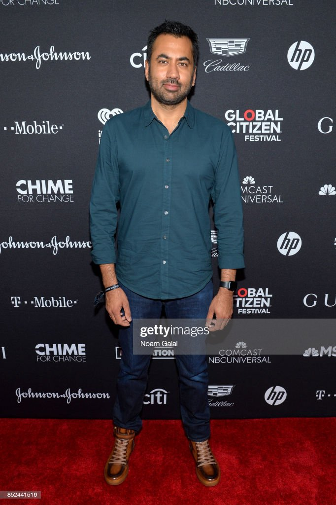 2017 Global Citizen Festival: For Freedom. For Justice. For All. - VIP Lounge