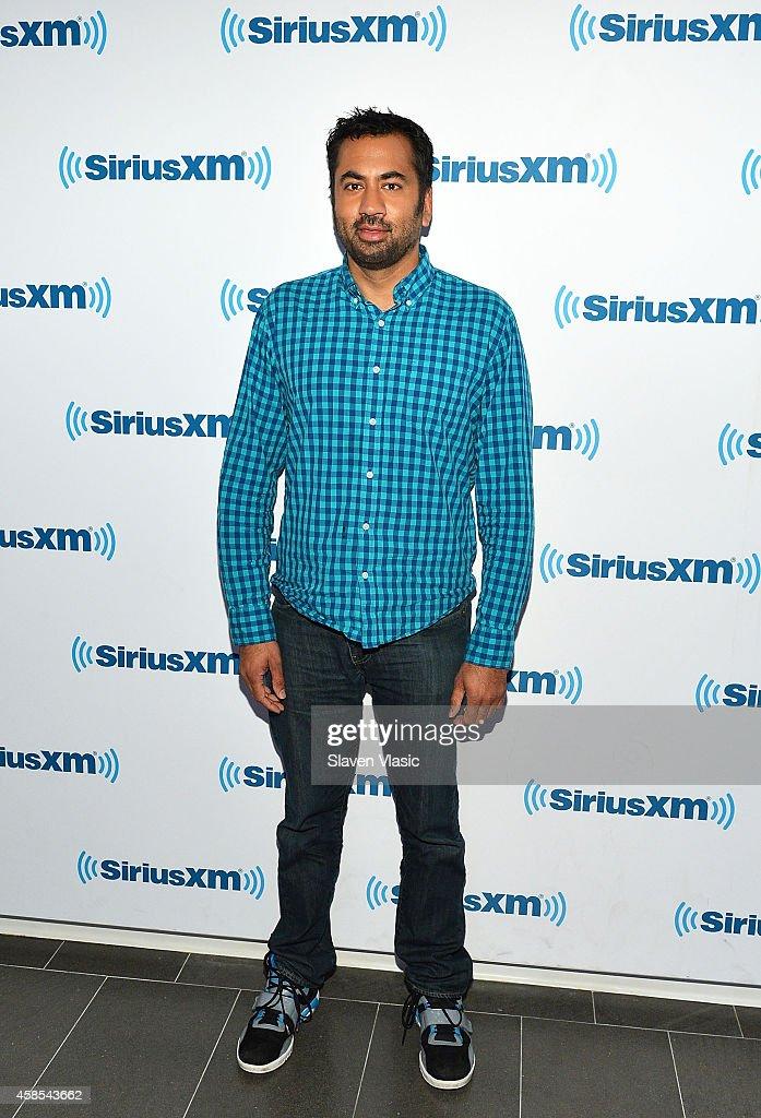 Celebrities Visit SiriusXM Studios - November 6, 2014