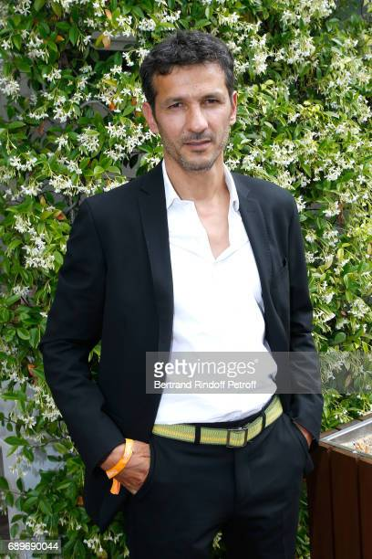 Actor Kamel Belghazi attends the 2017 French Tennis Open Day Two at Roland Garros on May 29 2017 in Paris France