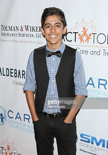 Actor Karan Brar attends the 9th annual Denim Diamonds for Autism on October 19 2014 in Westlake Village California