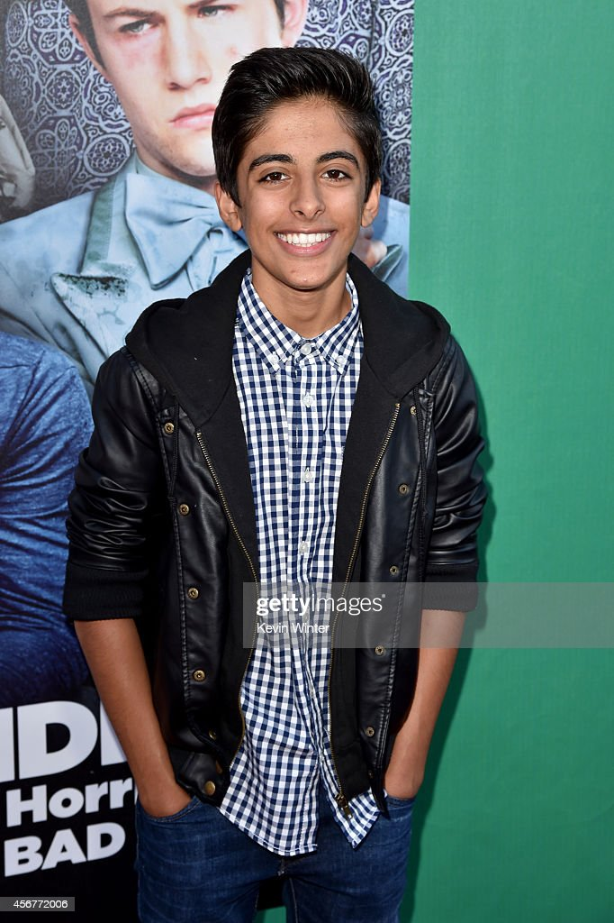 """Premiere Of Disney's """"Alexander And The Terrible, Horrible, No Good, Very Bad Day"""" - Red Carpet : News Photo"""