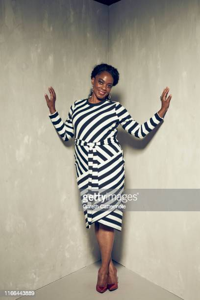 Actor Karan Kendrick from the film 'Just Mercy' poses for a portrait during the 2019 Toronto International Film Festival at Intercontinental Hotel on...