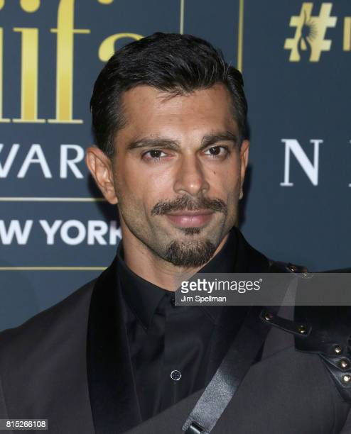 Actor Karan Singh Grover attends the 2017 International Indian Film Academy Festival at MetLife Stadium on July 14 2017 in East Rutherford New Jersey
