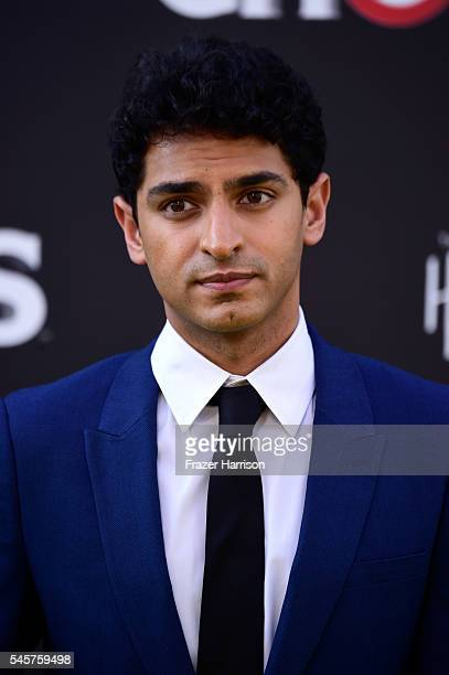 Actor Karan Soni arrives at the Premiere of Sony Pictures' Ghostbusters at TCL Chinese Theatre on July 9 2016 in Hollywood California