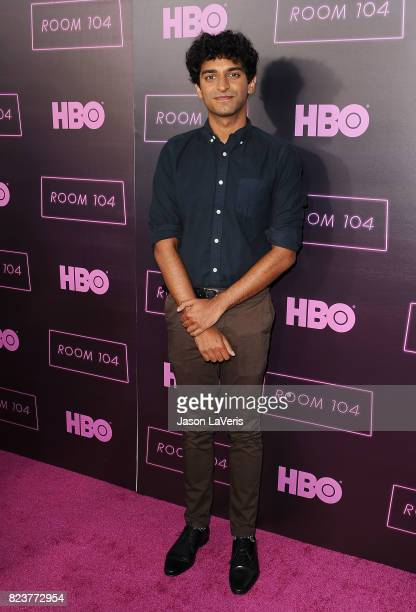 Actor Karan Soni attends the premiere of Room 104 at Hollywood Forever on July 27 2017 in Hollywood California