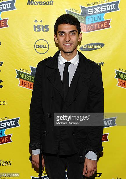 Actor Karan Soni attends the screening of Safety Not Guaranteed during the 2012 SXSW Music Film Interactive Festival at Paramount Theatre on March 10...