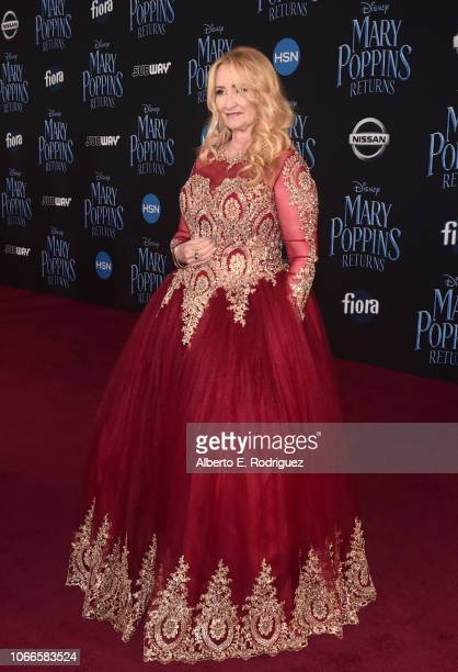 Actor Karen Dotrice attends Disney's 'Mary Poppins Returns' World Premiere at the Dolby Theatre on November 29 2018 in Hollywood California