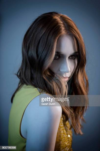 Actor Karen Gillan is photographed for Empire magazine on July 21 2017 in Los Angeles California