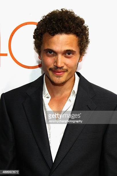 Actor Karl Glusman attends the Stonewall premiere during the 2015 Toronto International Film Festival held at Roy Thomson Hall on September 18 2015...