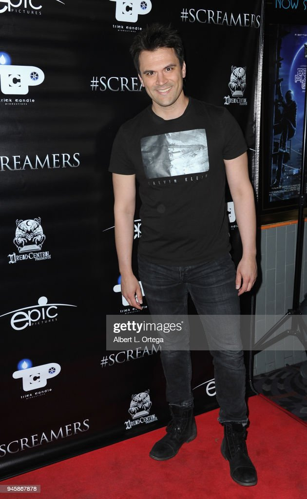 "Epic Pictures' ""#Screamers"" Los Angeles Premiere"