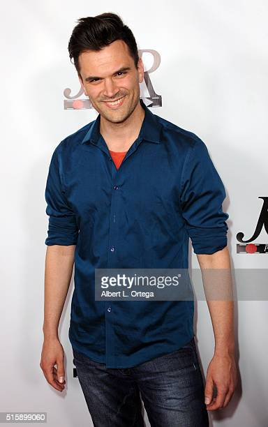 Actor Kash Hovey arrives for the Premiere Of JR Productions' Halloweed held at TCL Chinese 6 Theatres on March 15 2016 in Hollywood California