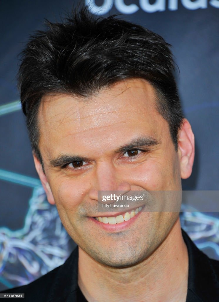 Actor Kash Hovey attends Artemis Women In Action Film Festival at Laemmle's Ahrya Fine Arts Theatre on April 20, 2017 in Beverly Hills, California.