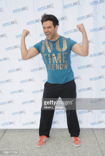 Actor Kash Hovey attends the 11th Annual Justice Jog To Benefit Casa LA held on September 23 2018 in Century City California