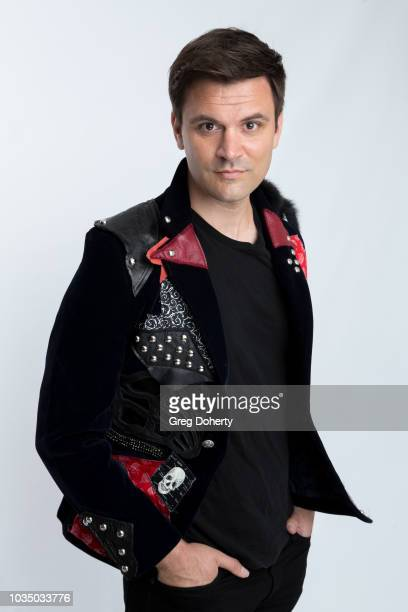 Actor Kash Hovey visits the Artists' Global Giveback 2 at TAP The Artist Project on September 16 2018 in Los Angeles California