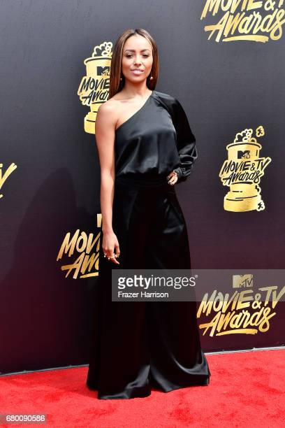 Actor Kat Graham attends the 2017 MTV Movie And TV Awards at The Shrine Auditorium on May 7 2017 in Los Angeles California