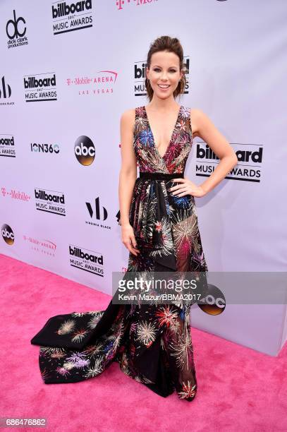 Actor Kate Beckinsale attends the 2017 Billboard Music Awards at TMobile Arena on May 21 2017 in Las Vegas Nevada