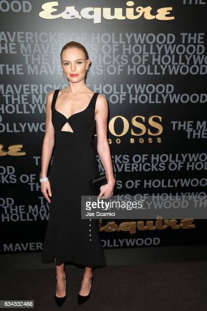Actor Kate Bosworth attends Esquire's celebration of March cover star James Corden and the Mavericks of Hollywood presented by Hugo Boss at Sunset...