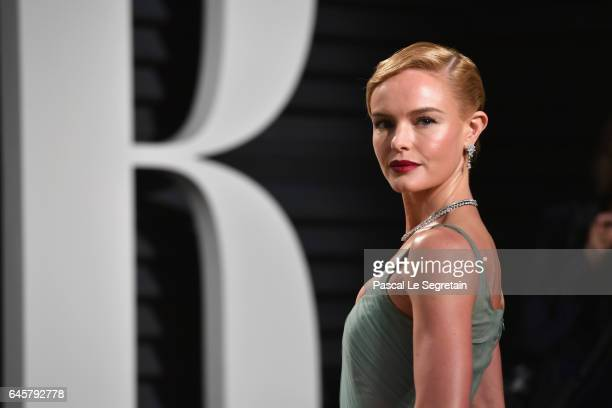 Actor Kate Bosworth attends the 2017 Vanity Fair Oscar Party hosted by Graydon Carter at Wallis Annenberg Center for the Performing Arts on February...