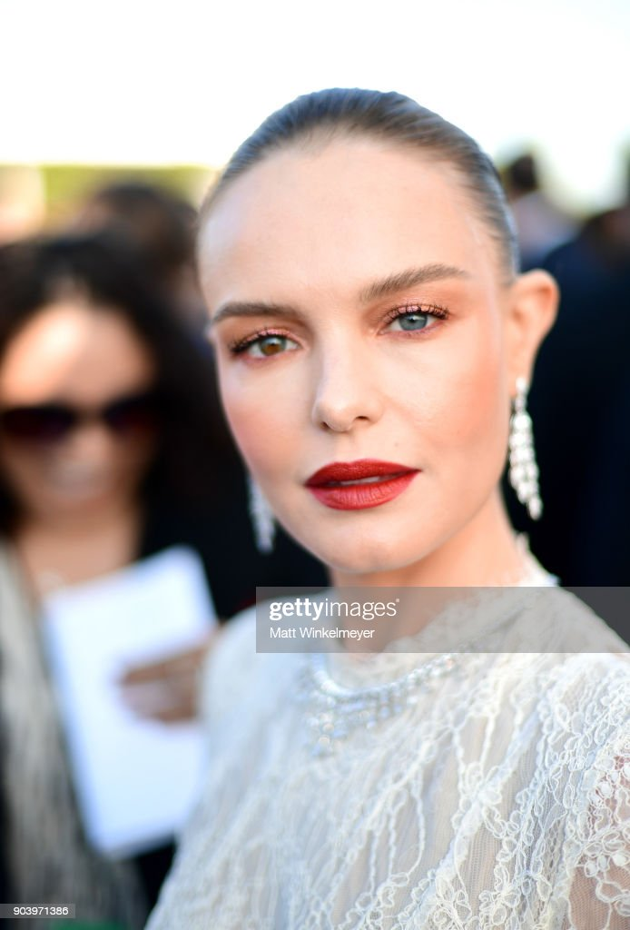 Actor Kate Bosworth attends The 23rd Annual Critics' Choice Awards at Barker Hangar on January 11, 2018 in Santa Monica, California.