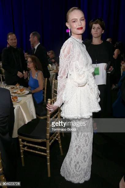 Actor Kate Bosworth attends the 23rd Annual Critics' Choice Awards on January 11 2018 in Santa Monica California