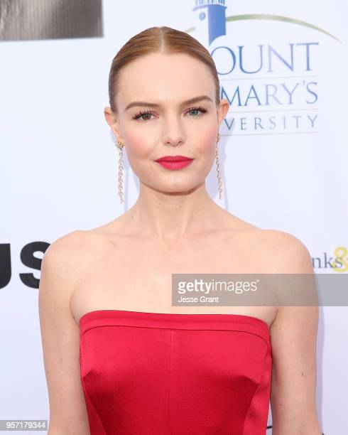 Actor Kate Bosworth attends the Coalition to Abolish Slavery and Trafficking's 20th Annual From Slavery To Freedom Gala at City Market Social House...