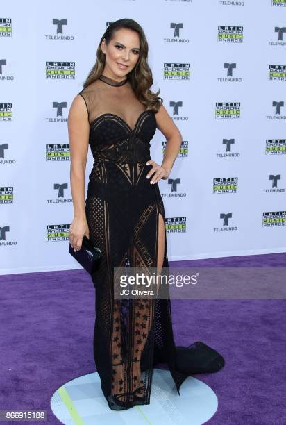 Actor Kate Del Castillo attends The 2017 Latin American Music Awards at Dolby Theatre on October 26 2017 in Hollywood California