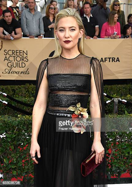 Actor Kate Hudson attends The 23rd Annual Screen Actors Guild Awards at The Shrine Auditorium on January 29 2017 in Los Angeles California 26592_008