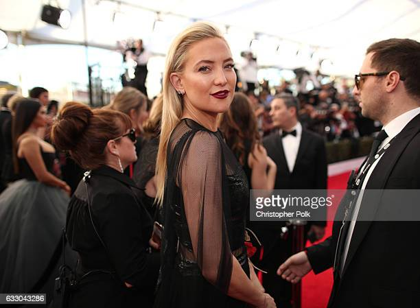 Actor Kate Hudson attends The 23rd Annual Screen Actors Guild Awards at The Shrine Auditorium on January 29 2017 in Los Angeles California 26592_012