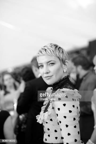 Actor Kate Hudson attends the 24th Annual Screen Actors Guild Awards at The Shrine Auditorium on January 21 2018 in Los Angeles California 27522_008