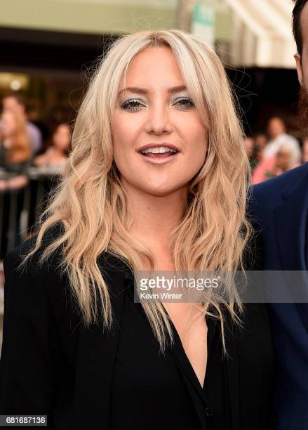 Actor Kate Hudson attends the premiere of 20th Century Fox's 'Snatched' at Regency Village Theatre on May 10 2017 in Westwood California