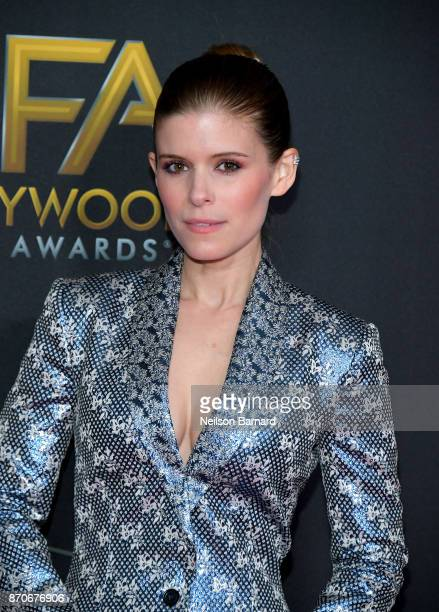 Actor Kate Mara attends the 21st Annual Hollywood Film Awards at The Beverly Hilton Hotel on November 5 2017 in Beverly Hills California