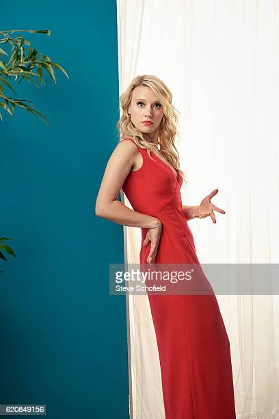 Actor Kate McKinnon is photographed for Emmy magazine on September 18 2016 in Los Angeles California