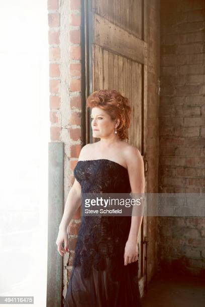 Actor Kate Mulgrew is photographed for Emmy magazine in Los Angeles California