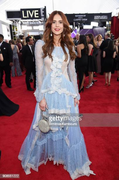 Actor Kate Nash attends the 24th Annual Screen Actors Guild Awards at The Shrine Auditorium on January 21 2018 in Los Angeles California 27522_009