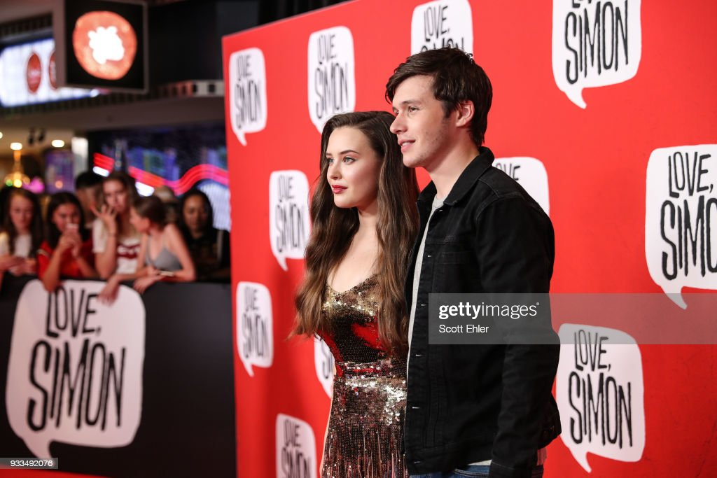 Love, Simon Australian Premiere - Arrivals : News Photo