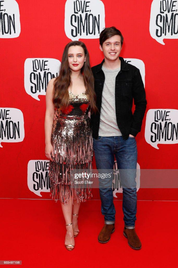 Love, Simon Australian Premiere - Arrivals